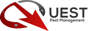 Pest Control of Bed Bugs, Fleas and Cockroaches. Logo